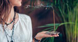 incienso aromatico